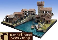 Tabletop Fix: Fireforge Games & ManorHouse Workshop - Cooperation Announcement