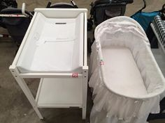cots and beddings