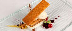 Dessert at The Yeatman Hotel, Porto