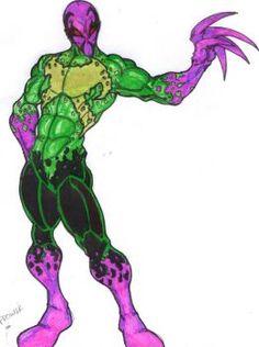 Superior Strikeforce The Prowler by FrischDVH Superhero Design, Superhero Ideas, Jojo Stands, Arte Grunge, Power Rangers Art, Concept Art, Character Design, Marvel, Deviantart