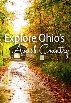 Ohio TravelingMom shares a few of her favorite stops in Ohio's Amish Country. Family Vacation Destinations, Vacation Trips, Dream Vacations, Ohio Vacation Spots, Vacation Ideas, Travel Destinations, Bar Lounge, Day Trips In Ohio, Weekend Trips