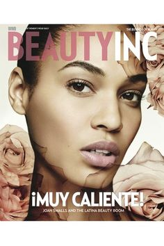 Could Joan Smalls look any more naturally beautiful on this cover?? Um, no.