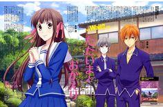 It seems like it was yesterday when Natsuki Takaya put Studio Deen on blast for butchering the Fruits Basket anime adaptation. In reality, it was 18 long Anime & Manga Fruits Basket Anime, Persona 5, Ghibli, Photo Fruit, Haikyuu, Manhwa, Tms Entertainment, 9 Tails, Casa Anime