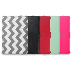 """Inland Pro Folio Case for iPad mini and 7"""" Tablets"""