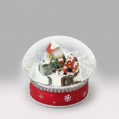 Holiday Village Snow Globe Snow Globe Kit, Diy Snow Globe, Christmas Snow Globes, The Bell Jar, Ball Jars, Glass Globe, Special Occasion, Balls, Water