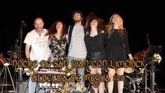 Concierto de la Noche de San Juan con Limerick en Albelda de Iregua 2018 Videos, Movies, Movie Posters, Saints, Concert, Films, Film Poster, Cinema, Movie