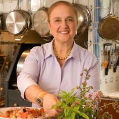 Lidia Bastianich's Secrets to the Feast of the Seven Fishes