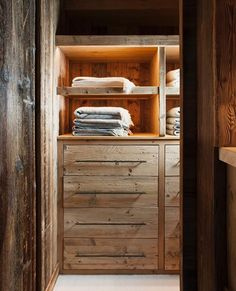 @nickydobreeinteriordesign - Nicky Dobree Interior Design | You can never have enough woolly blankets for life high up in the #Alps #NickyDobreeInteriorDesign . . . #laundryroom #guestsuite #customjoinery #woolens #luxurychaletdesign #chaletlife #chaletdesign #designdaily #chaletchic #thealps #NDID