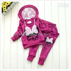 2012 Baby Girls Clothing Spring Baby Suits Girls Wear Lovely Girls ...