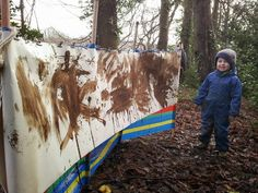 Magical Muddiness! | Forest Schools Blog.