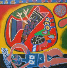 Denmark Means Art: Part 3 Cobra Art, Tachisme, Modern Pop Art, Mark Rothko, Outsider Art, Contemporary Paintings, Expressionism, Art Inspo, Denmark