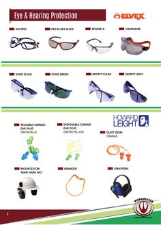 Ear Protection, Hearing Protection, Safety Gloves, Safety First, Ear Plugs, Protective Gloves, Plugs