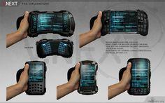 Hacker's PDA by ianllanas on DeviantArt