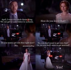 Out of 10 series of GreysAnatomy this scene is my fave!!   #TeamJackson #Japril #MrAndMrs #Buzzing