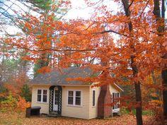 Colonia MacDowell Fellowship situată în Peterborough, New Hampshire.