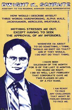 Dwight logic