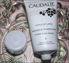 Review: Máscara Purificante Vinopure - Caudalie | Pandora by Liliana Pinto