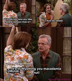 Mr. Feeny and Eric were such bros
