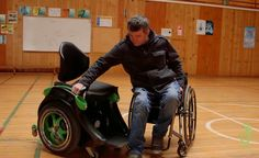 Ogo, the innovative wheelchair, which is bound to change lives to the better