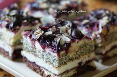 Popapraniec – To co lubie – gotuje i polecam Polish Desserts, Polish Recipes, Sweets Cake, Cupcake Cakes, Cake Cookies, Sweet Recipes, Cake Recipes, Dessert Recipes, Sandwich Cake