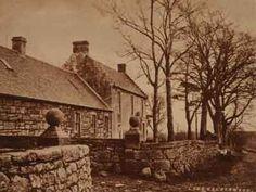 Scotland home of the Hunter family