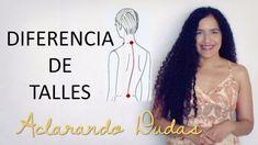 Aprende con SANDRA PADILLA : Más sobre Diferencia de Talles