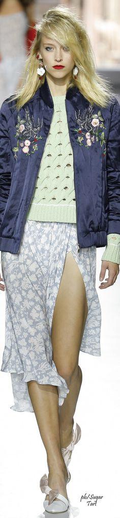 Topshop Unique Spring 2016  women fashion outfit clothing style apparel @roressclothes closet ideas