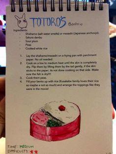 Studio ghibli cookbook food and drinks avocat 8 funny cute food art print Japanese Dishes, Japanese Food, Cute Food, Yummy Food, Awesome Food, Studio Ghibli Movies, Totoro, Diy Food, Asian Recipes