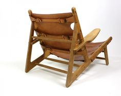 Borge Magensen Hunting Chair 1950