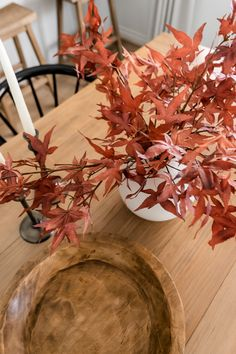 Ready to decorate for fall? Go faux, with artificial fall leaves! Simply trim down stems to fit your favorite vase and enjoy the look of real fall leaves without the fuss. Shop fake fall flowers and stems at Afloral.com.