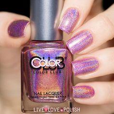 Color Club Miss Bliss Nail Polish (Halo Hues Collection)