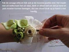 #Polscorsage zelf maken. Hoe maak je #polscorsage  pompoenzaden-decoshop.nl