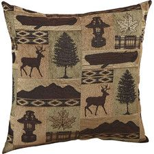 Merrill Throw Pillow