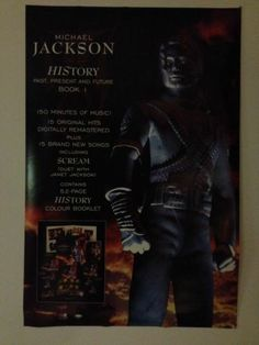 Michael Jackson Poster - http://www.michael-jackson-memorabilia.co.uk/?p=8201
