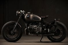 BMW R80 BY ER MOTORCYCLES   Muted
