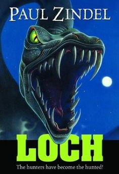 Loch (Zone Unknown #1) by Paul Zindel. Loch and his sister are with their father on a scientific expedition to track lake monsters. Their father's boss, Anthony Cavenger, a ruthless publishing mogul, is determined to prove that the legends are fact. Until now, it has been a fruitless exercise. But suddenly, on a routine exploration, a hideous water beast explodes out of the water, and a photographer, hoping to get the picture of a lifetime, loses his life instead. The plesiosaurs terrorize…