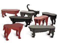 iBride, meubels met dierlijke vormen