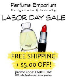 Fragrance & Beauty Sale! www.perfumeempori...