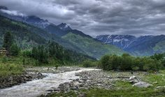 The Beas river rises in the Himalayas in central Himachal Pradesh, India, and flows for some 470 kilometres (290 mi) to meet the Sutlej River in Punjab. Named after Veda Vyasa, the river was also known as Arjikuja of the Vedas, or Vipasa to the ancient Indians, and the Hyphasis to the Ancient Greeks. The Beas River marks the eastern-most border of Alexander the Great's conquests in 326 BC. It was one of the rivers which created problems in Alexander's invasion of India. #Beas