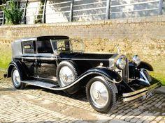 Rolls-Royce Phantom II Cabriolet de Ville 1930