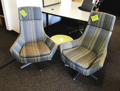 Chairs from Microsoft-- very unique and comfortable. Here at Action Business Furniture!  #actionbusinessfurniture #furniture #office #officefurniture #pnw #wa #olywa #mymixx96