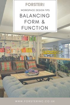 How to achieve workspaces that are beautiful, functional, fun and make your employees want to come into work | Forster Inc