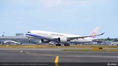 Airbus, China Airlines Training Capability via @aeroaustralia