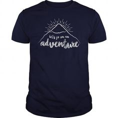 Cool Go Adventuring T-Shirts