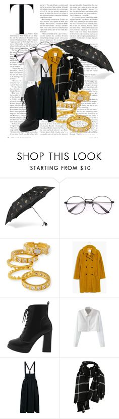 """""""Nerdy Fashion"""" by vacf ❤ liked on Polyvore featuring Alexander McQueen, Freida Rothman, Madewell, WithChic and Y's by Yohji Yamamoto"""
