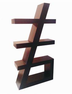 Decoración Minimalista y Contemporánea: Diseños de libreros minimalistas y contemporáneos
