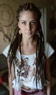 Dreads   See more at http://www.spikesgirls.com