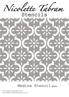 Ideas For Wall Stencil Diy Templates Etsy Stencils, Stencil Fabric, Damask Stencil, Stencil Templates, Stencil Patterns, Stencil Diy, Stencil Designs, Embroidery Patterns, Hand Embroidery