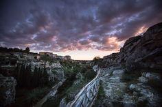 Gravina in Puglia - Sunset