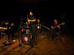 2016.09.03 - Tango Jazz Quartet - wall2wall Jazz Festival (Review of the Saturday)